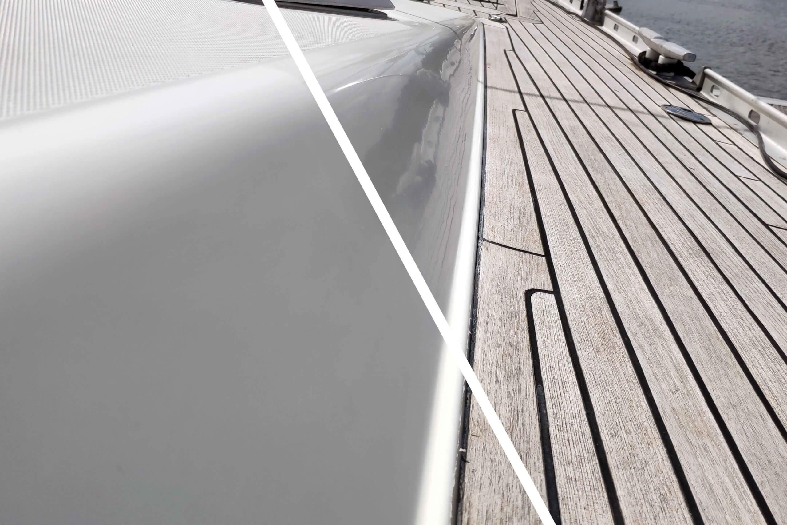 polish pont bateau latitude nautique