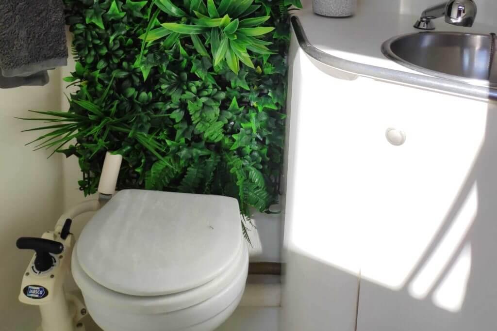 nettoyage cabine de douche bateau
